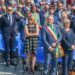 Festa della Repubblica in piazza   Nuovi cavalieri e commendatori