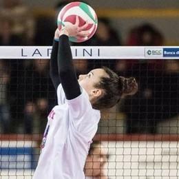 Albese Volley, Galazzo sicura «Tecnoteam ci divertiremo»