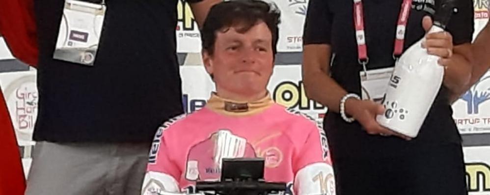 Amadeo, 6 fortissima e tutta rosa Il Giro d'Italia è ancora roba sua