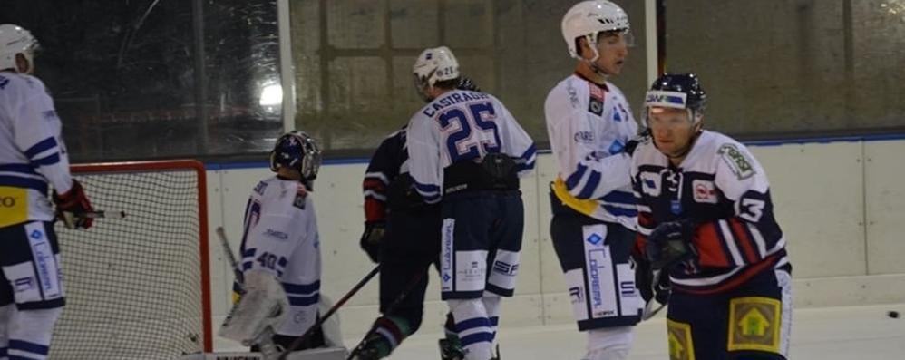 Hockey Como fermo anche oggi  Gli arbitri ancora in sciopero