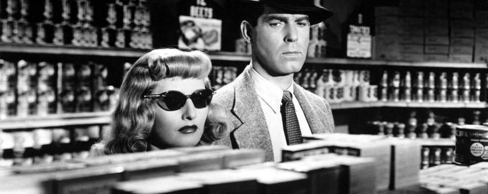 """La Libreria del cinema in noir:  debutto con il """"Peccato"""" di Wilder"""