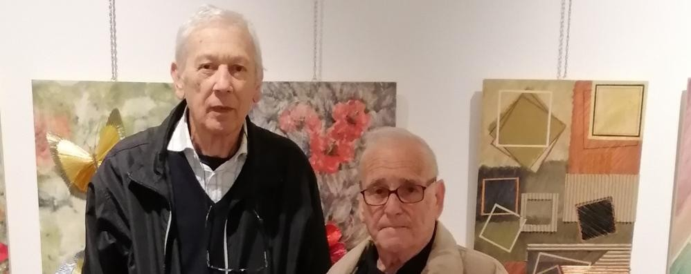 Mariano, artisti a 80 anni  È la storia di Alberto e Gigi