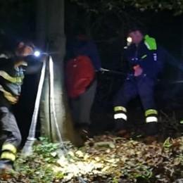 Escursionisti dispersi a Erbonne  Salvati dai vigili del fuoco