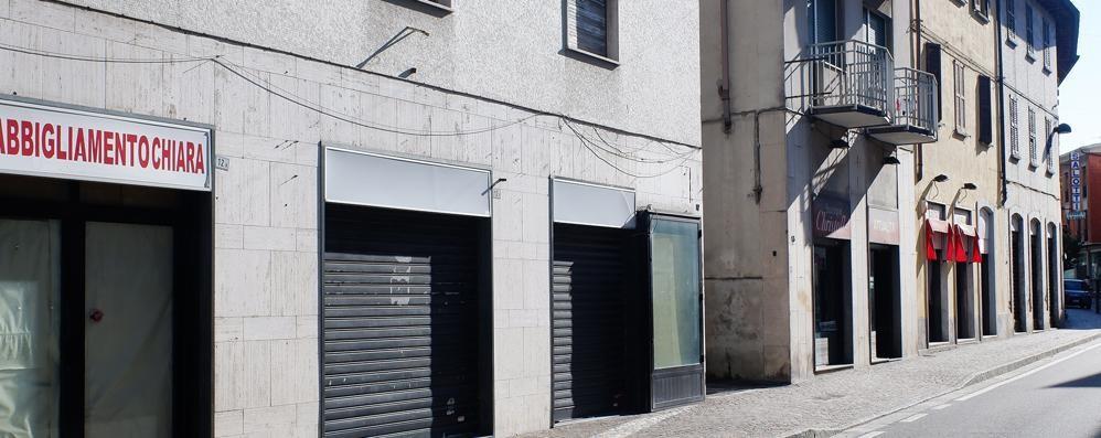 Cantù, Pianella, quartiere che muore  Chiude un altro negozio storico