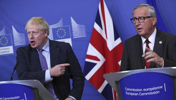Brexit: Juncker, prima ratifichi Londra poi toccherà al Pe