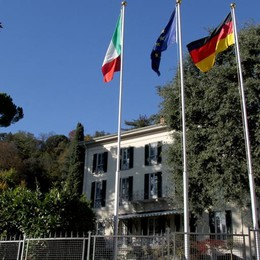 Menaggio, la strage dei nazisti  Ipotecato il parco di Villa Vigoni