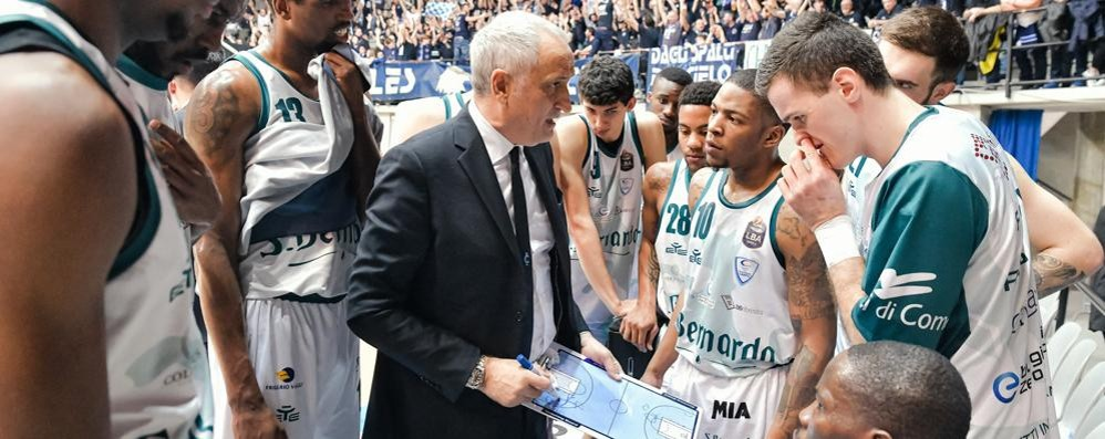 Coach Pancotto avvisa Cantù «Con  Brindisi partita fisica e atletica»
