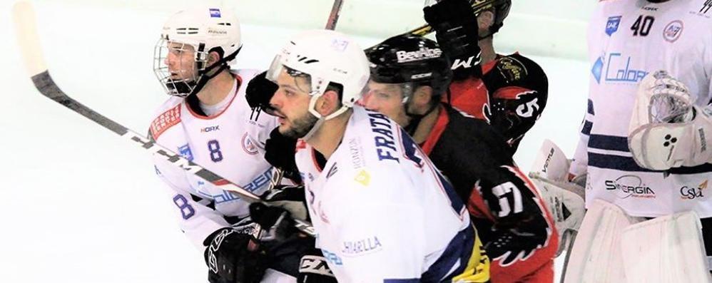 Hockey Como in trasferta  C'è Grisi ventanni dopo