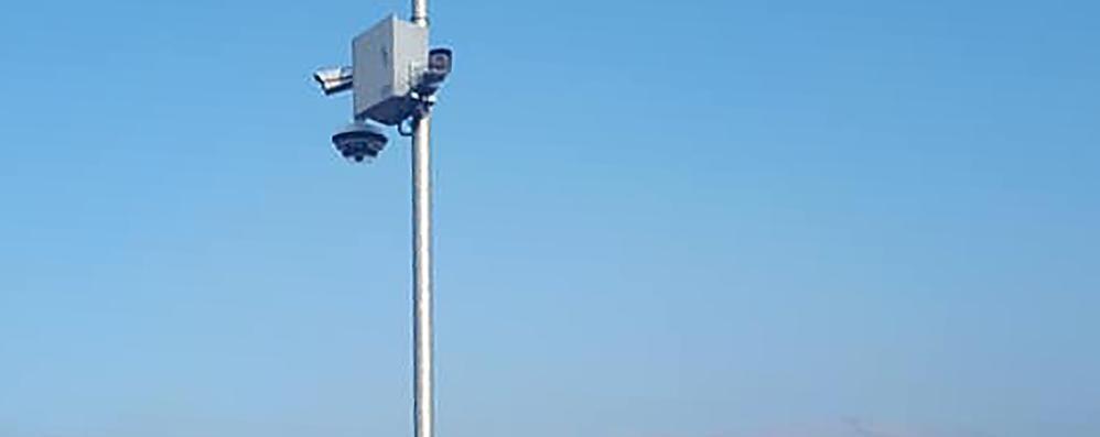 Telecamere lungo la Provinciale  «Ora basta con le svolte vietate»