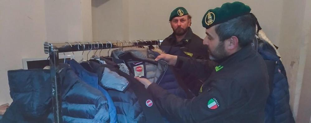 Il bazar del falso  era in via Grossi  Chiuso dalla Gdf