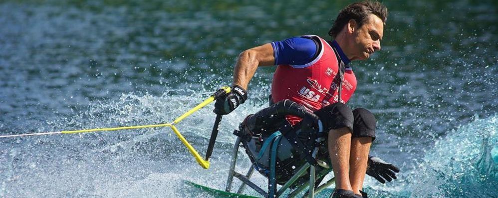 Sci, sport terapeutico per disabili De Maria ne parla al Panathlon