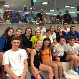 """Como Nuoto super a Lugano E Pavan """"stacca"""" un altro tempo"""
