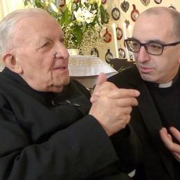 I 25 anni di Radio Mater  nel segno di don Mario  Con la messa di Delpini