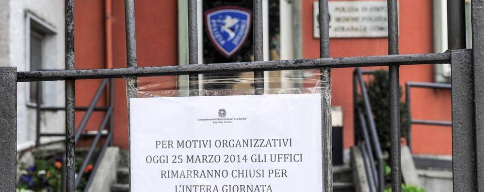 Multe cancellate agli agenti  Il Pm: «Condannateli»