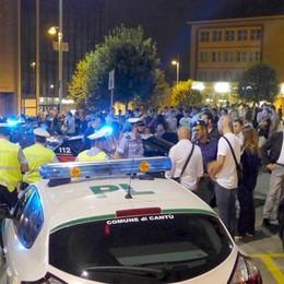 Caffè in piazza contro le mafie  A Cantù evento senza i partiti