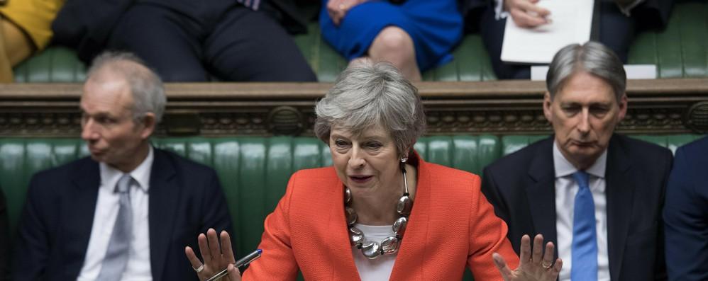 La settimana della verità per la Brexit di Theresa May