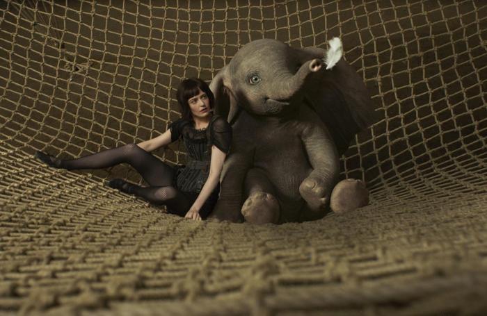 "Eva Green in una scena di ""Dumbo"" -   ©2019 Disney Enterprises, Inc. All Rights Reserved"