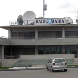 Soldi dal 5 per mille  Quasi due milioni  per Radio Maria