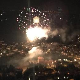Stop ai fuochi d'artificio nei parchi  «Battaglia partita da Cavallasca»
