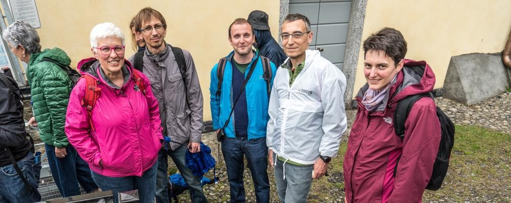 Metti il Lario su Wikipedia Maratona di scrittura a Nesso