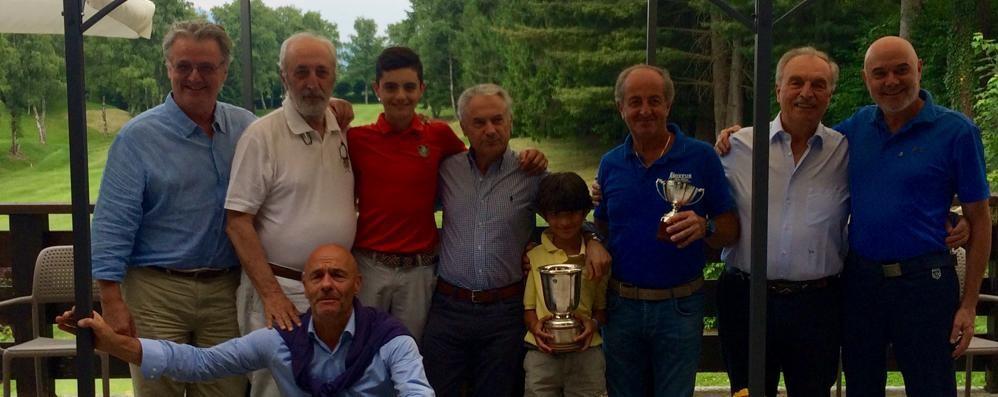 Golf Club Lanzo Intelvi  Campione provinciale