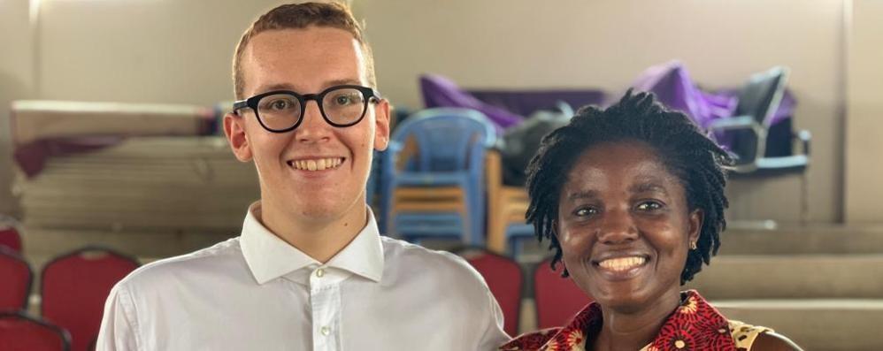 Pietro, che lezione il Ghana  «Ti insegna chi sei davvero»