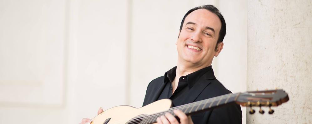 """Un """"Gran Duo"""" a Villa Carlotta  Il viaggio di flauto e chitarra"""