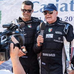 Barlesi orgoglio Yacht Club Como C'è gloria per Cesati e Vecchiori