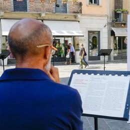 Il ricordo della strage di Bologna  Lettura per la famiglia Mauri