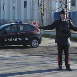 Arosio, i carabinieri arrestano un ladro d'auto