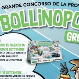 """È arrivato """"Bollinopoli green"""" VIDEO   Il nuovo concorso de La Provincia"""