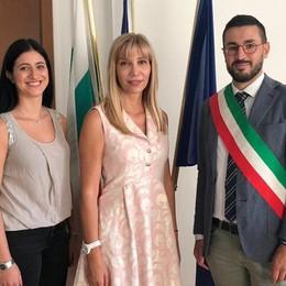 La Bulgaria chiama... Bulgarograsso  E la giunta va in visita al consolato