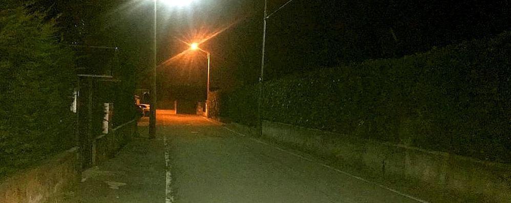 Ladri messi in fuga a Fino  «Erano armati di mazza»