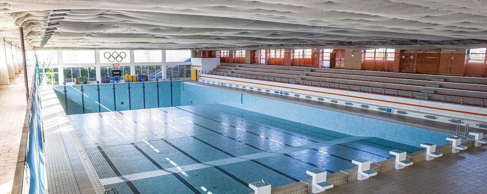 Progetto da 7 milioni per rifare la piscina