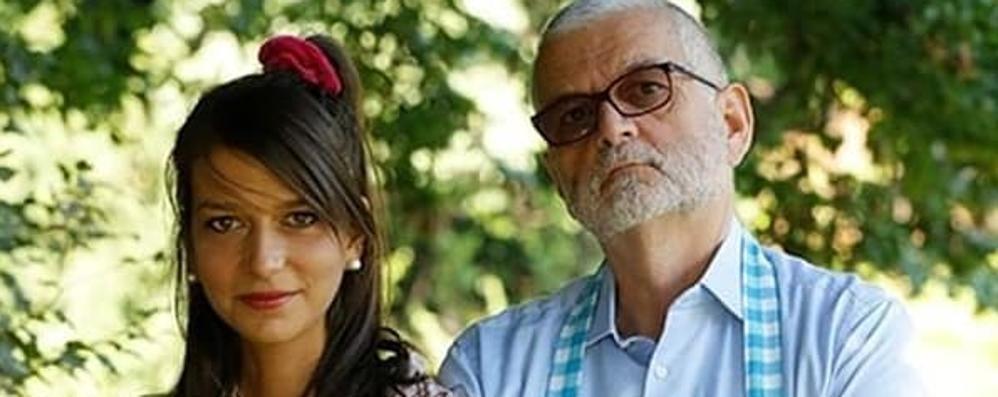 Padre e figlia a Bake Off  «In tivù per essere   i migliori pasticcieri»