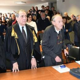 Don Alberto-Salvini, niente pace  Senza scuse il processo va avanti