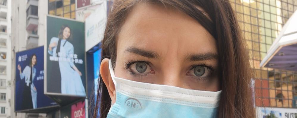 «Io, erbese a Hong Kong  ai tempi del Coronavirus  Basta con gli isterismi»