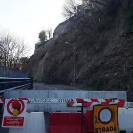 Via Per San Fermo, cantiere bloccato  Ma in centro e in autostrada si lavora