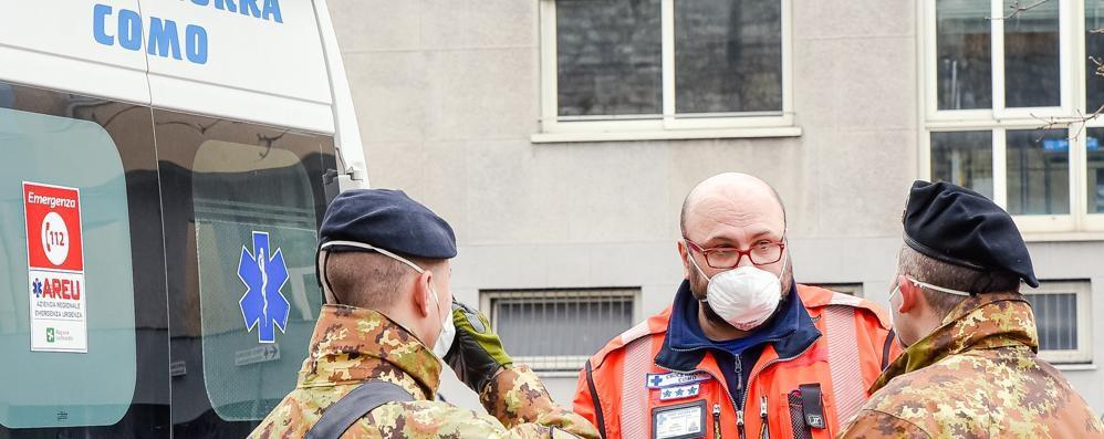 Coronavirus, ancora morti  Due a Tremezzina e il medico di 73 anni