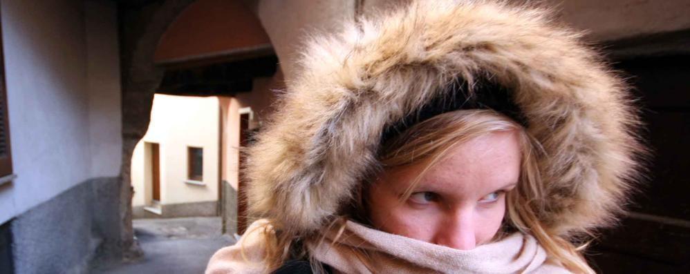 Arriva aria gelida dalla Russia  Non è esclusa una nevicata