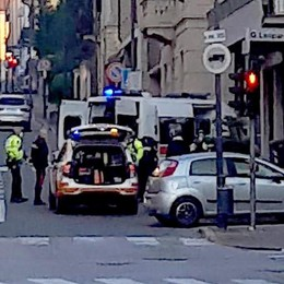 Erba, bambina cade dal primo piano  Trasportata in elicottero a Varese