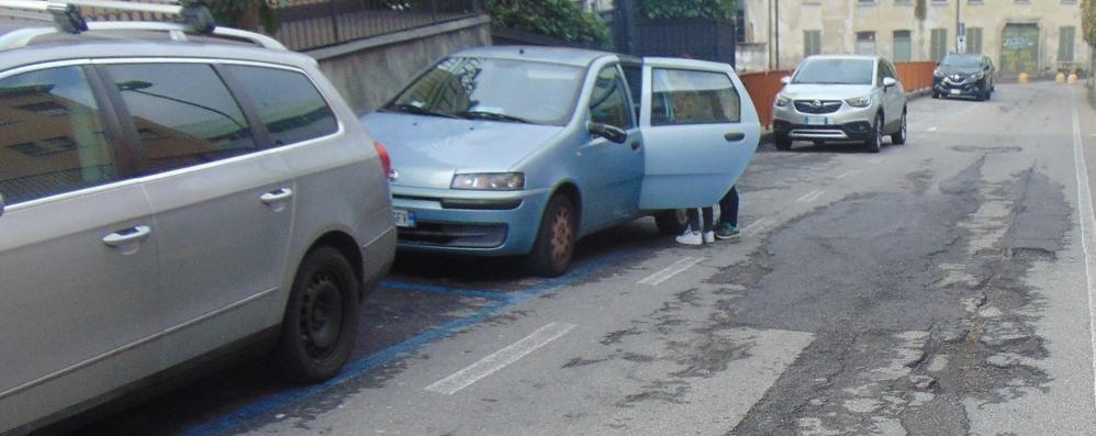Cantù, piano asfalti:  le  14 strade più malridotte