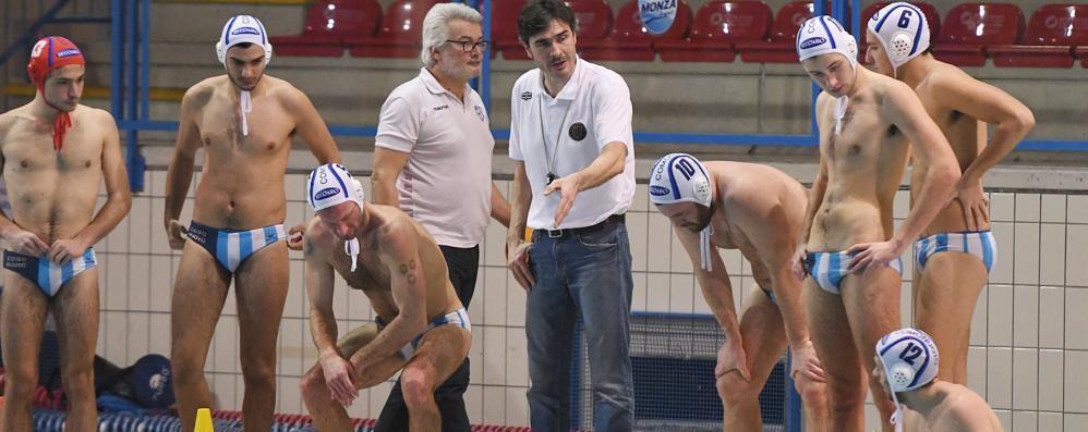 Como Nuoto, oggi non si gioca Salta la trasferta a Bogliasco