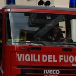 Incidente in un'azienda  Operaio ustionato a Turate
