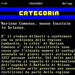 Coronavirus, «Mariano zona rossa»  Ma è uno scherzo. Il sindaco denuncia