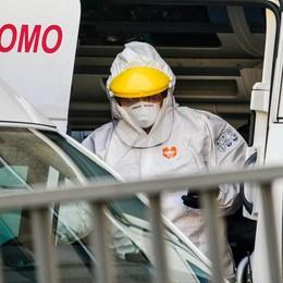 Coronavirus a Como  Un giorno nerissimo  16  vittime e crescono i positivi