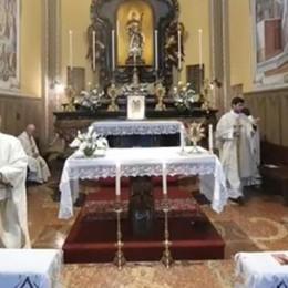 Olgiate e il voto a San Gerardo  Il pellegrinaggio è virtuale   QUI il video della celebrazione