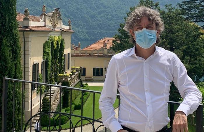Giuliano Francesco Galli area manager Fai Lombardia Prealpina