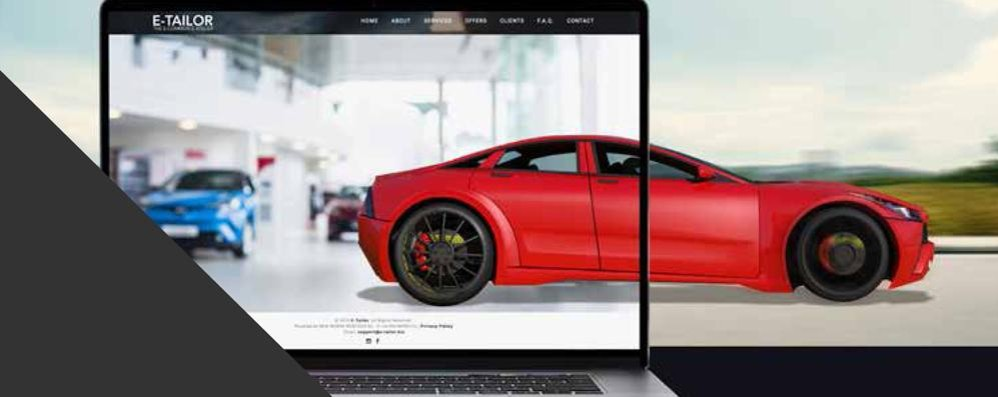 Como prima in Italia  L'acquisto dell'auto  tutto e solo via web