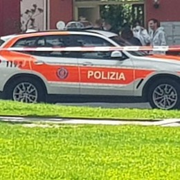 Sparatoria oltre confine al ristorante  Tre morti a Giubiasco